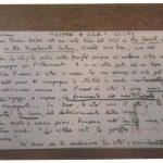 Appunti manoscritti foto-2
