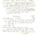 appunti manoscritti per lezione universitaria (dottorato) (2)