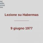 habermas-1977