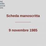 scheda-1985