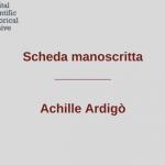 scheda-manoscritta