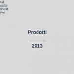 Prodotti-2013