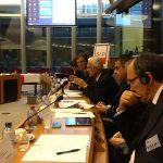 3 ottobre 2012: Un momento della presentazione del #FSE dell'Emilia-Romagna al Parlamento Europeo