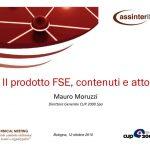 Moruzzi_Il prodotto FSE, contenuti e attori